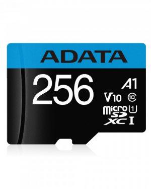 microCARD Premier20UHS I20CL10A1 256GB 600x600 1